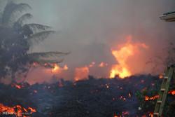 صور لثوران بركان هاواي