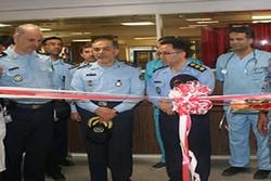 بزرگترین اورژانس تخصصی شرق تهران در بیمارستان بعثت نهاجا افتتاح شد