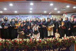 مراسم بزرگداشت روز ماما در خرمآباد برگزار شد