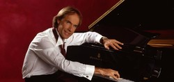 French pianist Richard Clayderman in an undated photo