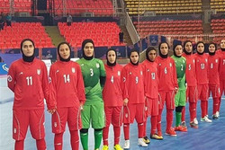 Iran beats China in 2018 AFC Women's Futsal C'ship