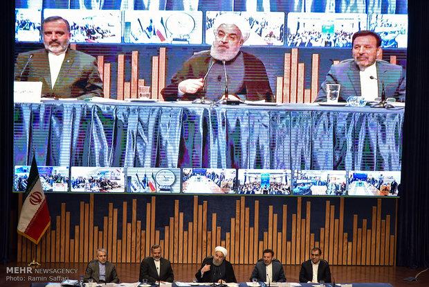 سفر حسن روحانی رئیس جمهور به مشهد