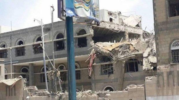 استشهاد وجرح 36 مواطنا في غارات للعدوان السعودي على صنعاء
