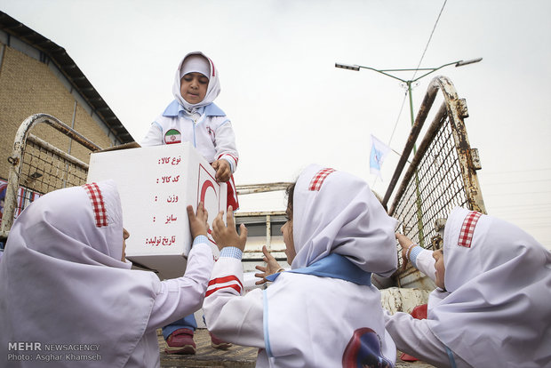 حضور ۱۲۰ دانش آموز خوزستانی در مسابقات طرح ملی دادرس