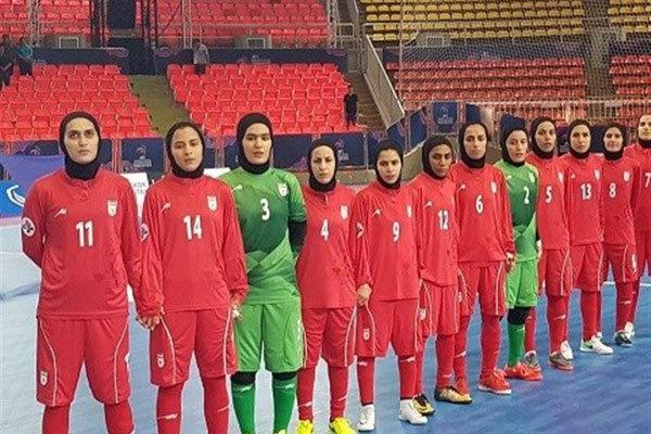 منتخب ايران يتأهل إلى الدور نصف النهائي بعد فوزه على الصين
