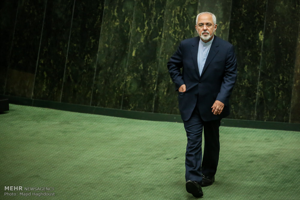 Zarif urges UN to keep U.S. accountable for nuclear deal pullout
