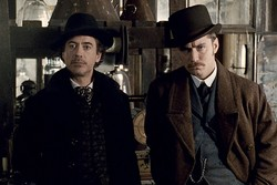 جزییات فیلم سوم شرلوک هولمز اعلام شد/ اکران در سال ۲۰۲۰