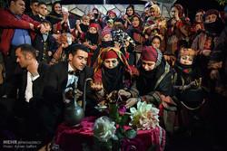 """حفل الزفاف بمدينة """"كلات"""" في محافظة خراسان الرضوية / صور"""