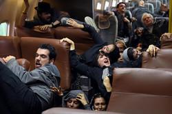 جدیدترین خبرها از فیلم کمال تبریزی/ هواپیما سقوط کرد
