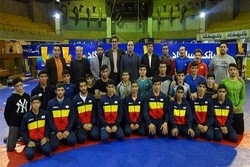 Rouhani congratulates Freestyle, Greco-Roman wrestling teams on c'ship