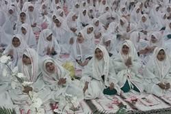 جشن تکلیف ۱۱۰۰ دانش آموز بهشهری برگزار شد