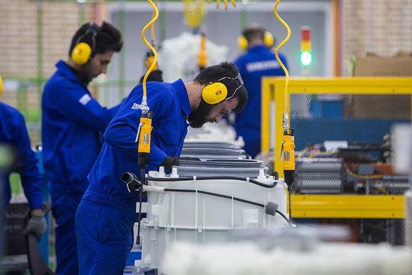 ۸۲۹ هزار نفر در شهرک ها و نواحی صنعتی کشور مشغول کار شده اند