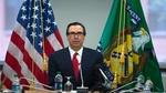 وزير الخزانة الأمريكي يكشف عن تفاصيل إعادة فرض العقوبات على إيران