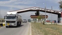 وزير النقل السوري يطلب فتح المعابر الحدودية مع الأردن