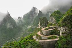 سفری به ژانگ جیاجی چین