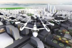 اوبر از طرح اولیه تاکسی هوایی شهری رونمایی کرد
