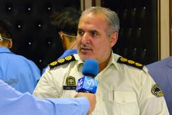 اجرای طرح عملیاتی قدر با دستگیری ۱۲ سارق و کشف ۵۵ فقره سرقت در قم