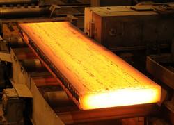 crude steel output