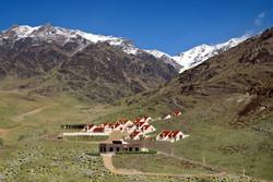 Tourist village inaugurated in central Iran