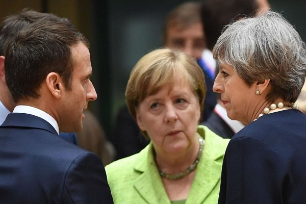 UK, Germany, France issue joint statement following Trump's JCPOA withdrawl