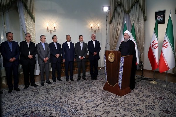 JCPOA to stay in place despite US efforts: Pres. Rouhani