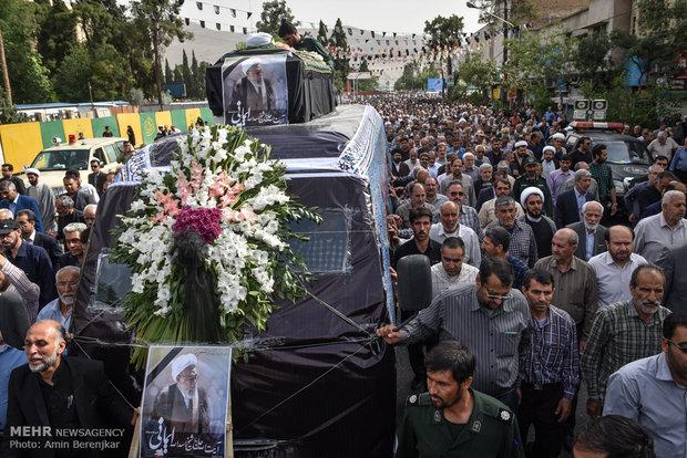 مراسم چهلمین روز درگذشت آیت الله ایمانی در شیراز برگزار می شود