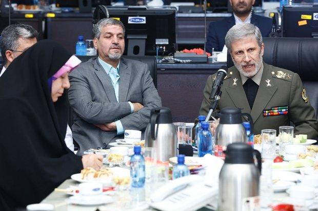 ایران اسلامی قابل تهدید نظامی توسط هیچ قدرت خارجی نیست