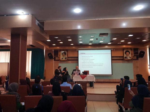 سمینار علمی «تازه های آموزشی تالاسمی» برگزار شد