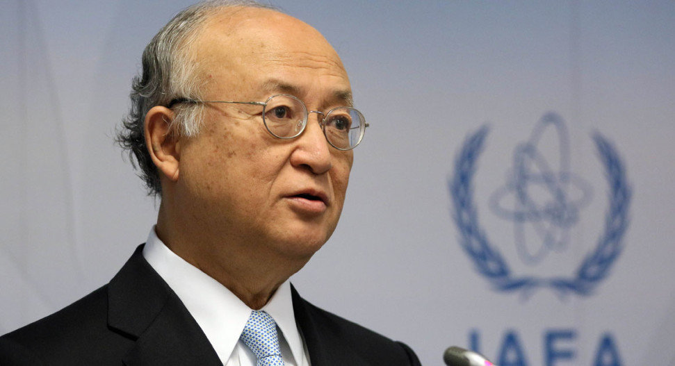 UN watchdog: Iran living up to its nuclear commitments