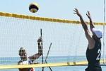 Iranian beach volleyball team reaches final at world tour