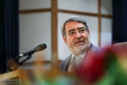 وزير الداخلية الإيراني: لم يقتل أي شخص خلال الاضطرابات الأخيرة في مدينة خرمشهر