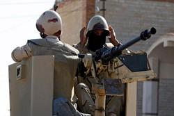 کشته شدن ۲۱ فرد مسلح و دستگیری صدها نفر در سینای مصر