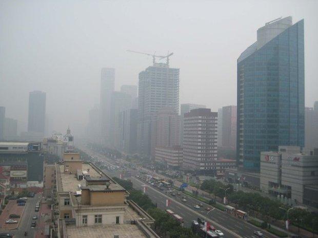 آلودگی هوا اتحادیه اروپا
