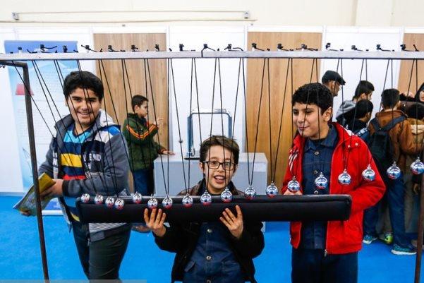 المتحف الوطني للعلوم والتكنولوجيا الايراني يفوز بالمنافسات العلمية في الصين