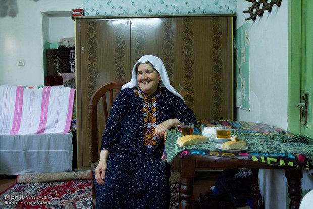 """مقتطفات من أوجه الحياة في مدينة """"كميشان"""" شمال شرقي ايران"""