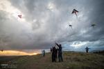 فلم/ انزلی میں غباروں کی پرواز کا فیسٹیول منعقد ہوا