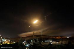 حمله موشکی به زیرساخت های شهر «لاذقیه» سوریه