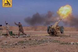 کوژرانی دوو سەرکردەی داعش لە بۆردومانی حەشدی شەعبیدا