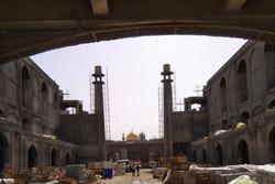احداث کتابخانه جامع در صحن حضرت زهرا (س)در نجف اشرف
