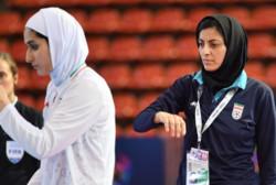 İranlı kadın teknik direktörden büyük başarı