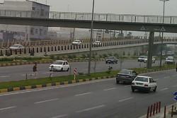 پل های عابر پیاده در ایلام کارایی موثری در ارتقای ایمنی ندارند