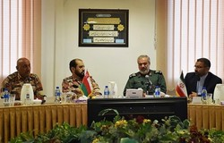IRGC, Oman to boost military cooperation
