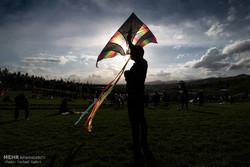جشنواره بادبادک ها در قزوین