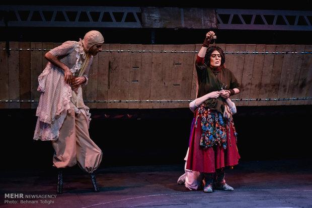 اجرای نمایش رومولیت