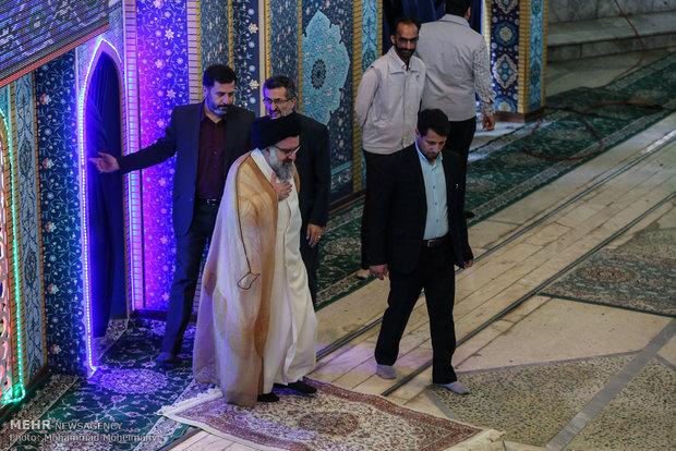 صلاة جمعة طهران