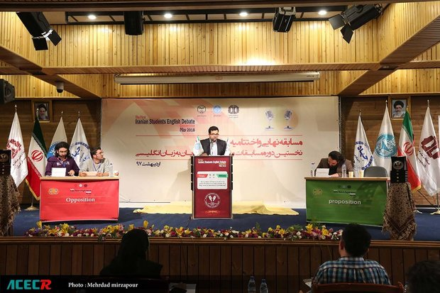 'Debating championships set the scene to achieve national unity'