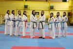 Iran's women karate team claims Asian title