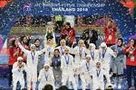 İran Kadın Futsal Takımı, Asya'da birinci oldu
