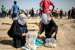 فلسطينيات في طليعة المدافعين عن القدس