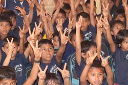 مدرسهای برای کودکان میانمار